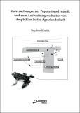 Amphibien in der Agrarlandschaft